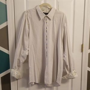 International Laundry Shirts - Contrast cuff shirt by International Laundry